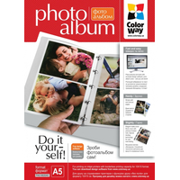 ColorWay HighGlossy Photo Album A5, 180g, 20pcs