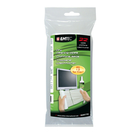 EMTEC Dry Cleaning Wipes 22sets