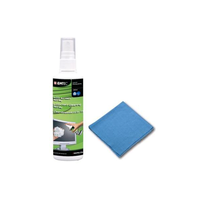 EMTEC LCD Screen Kit Cleaning Spray 250ml + Microfiber Cloth (2pcs)