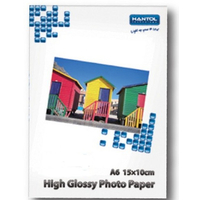 Hantol PremiumGlossy Photo Paper A6, 210g, 20pcs