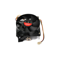 Кулер Spire AMD SP804S3-1 CoolReef-II,  AirFlow:35,7cfm/2700RPM/21dBA/80x80x25mm (up to 89W)