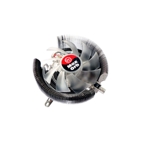 Кулер Thermaltake CL-P0369-UK Max Orb, 6Heatpipe /AluminumFin(140Fin)/AirFlow:86,5cfm