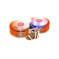 Кулер Thermaltake CL-P0464 DuOrb, DualFan/6Heatpipe/CopperBase&AluminumFin(142Fin)