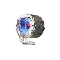 Кулер Thermaltake CL-P0466 SpinQ, 6Heatpipe/CopperBase&AluminumFin(50Fin)