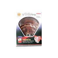 Кулер Thermaltake CL-P0472 V14-Pro, 6Heatpipe/AllCopperFin(98Fin)/AirFlow:86,5cfm