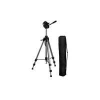 Tripod HAMA Star-63, H=660mm-1660mm, Weight=1740g, support max. 4kg    (4163)