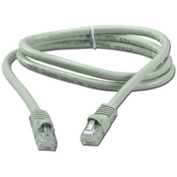 PP12-1M  UTP Patch cord cat.5E,  1m