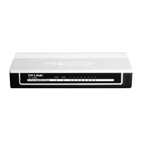 TP-Link TL-R860, Router 8-port 10/100Mbit, Advanced Firewall