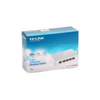 TP-Link TL-SF1005D 5-port 10/100 Mbps