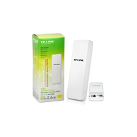 TP-Link TL-WA7510N, Wireless Access Point, 150Mbps, WISP Client Router, up to 27dBm, Atheros, 5Ghz 802.11a/n, High Sensitivity, Integrated 15dBi direc