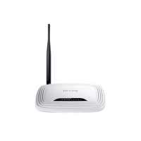 TP-Link TL-WR741ND, Wireless Router 4-port 10/100Mbit, 150Mbps, Detachable Antena