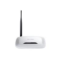 TP-Link TL-WR741ND, Wireless Router 4-port 10/100Mbit, 150Mbps, Detachable Antena