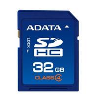 32Gb SDHC ADATA Class4
