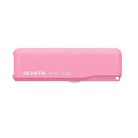 32Gb USB2.0 Flash Drive ADATA, DashDrive UV110, pink  (Read-18MB/s, Write-5MB/s), Retractable
