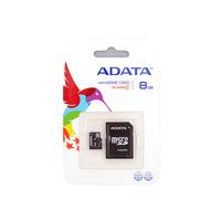 8Gb microSDHC ADATA Class4, w/CardReader V3