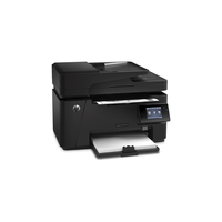 HP LaserJet Pro M127fw printer/copier/scanner/fax, A4, 128Mb, 600 dpi, LCD, 20ppm, LAN, WiFi, ADF, USB2.0