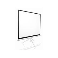 """Sopar Tripod Screen """"Junior"""" 125x125cm, 80"""", format: 1:1"""