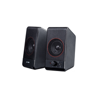 "F&D U213A (Black, 2x1.5W RMS(2""), 100-20kHz, 65dB, USB-Power)"