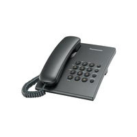 Panasonic KX-TS2350UAB, Black
