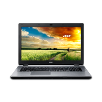 Laptop ACER Aspire E5-771G-38LD Iron Silver