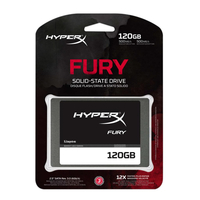 "120Gb Kingston HyperX FURY, SSD 2.5"" SATA-III"