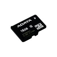 16Gb microSDHC ADATA Class4