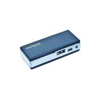 Power Bank Energenie EG-PC-006, 2000 mAh, Black