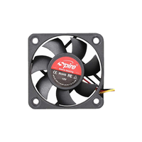 Кулер Spire SP08025S1M2-CB, FanBlower  80x80x25mm/2pin-molex/AirFlow:18cfm/3200RPM/25dBA