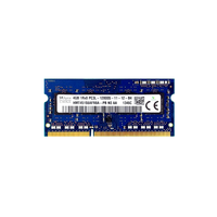 Hynix 4Gb SODIMM DDR3 PC12800, 1600MHz, 204pin, CL11
