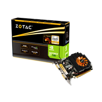 Video CardZOTAC GeForce GT730