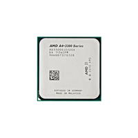Processor AMD Athlon A4-3300, 2.5GHz, Socket FM1