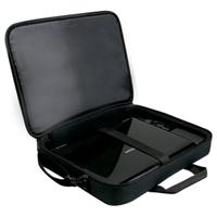 Geanta laptop HANOI CLAMSHELL Black