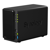 Synology DS216+II, 2-bay