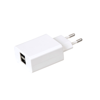 Hama USB Charger, 2 ports, 2.1A