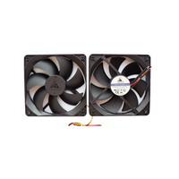 Кулер PC Case fan Glacial Tech SilentBlade 120*120*25
