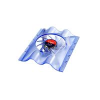 Кулер Spire HD07015S1M4 Flowcooler, AirFlow:28,0cfm/3700RPM/29dBA