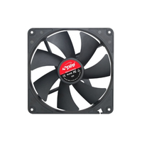Кулер Spire SP14025S1L3 CaseBlower 140x140x25mm/3pin/AirFlow:75.6cfm/1500RPM/24dBA