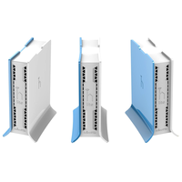 Mikrotik RB941-2nD TC hAP Lite,  Small home AP with four ethernet ports and a colorful enclosure