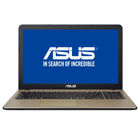 "Laptop ASUS X540LJ, iCore i5 5200U, 4Gb, 1Tb, GeForce 920M 2Gb+HDMI, 15.6"" HD, CR, Black"