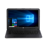 Laptop HP 255 G5, AMD QuadCore APU E2-7110, 4Gb, 500Gb, AMDR2+HDMI, 15.6'' HD, CR, Black