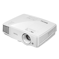 Проектор BenQ MS517H DLP, WUXGA, 800x600, 13000:1, 3300Lm, 6500hrs, HDMI, D-sub, S-video, USB, Speaker, White
