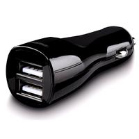 Hama USB Car Charger 2-Port