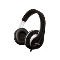 SVEN AP-940MV, Headphones with microphone, Black-White