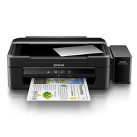 MFD Epson L382 Copier/Printer/Scanner, A4, 5760x1440dpi, 33ppm, 4tank, USB