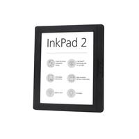 PocketBook InkPad 840-2 Mist Gray 1GHz/512Mb/4Gb flash/Wi-Fi/8'' E Ink Pearl (1600×1200)