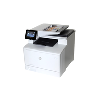 MFD HP ColorLaserJet Pro 400 M477fdn Copier/Printer/Scanner/Fax, A4, 38400x600dpi, 27ppm, 256Mb, LCD, WiFi, USB