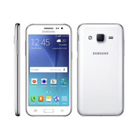 Samsung Galaxy J2 (J200H/DS), White, 8Gb