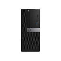 Mini PC DELL OptiPlex 3040 MT iCore i3-6100 (3.70GHz), 4Gb, 500Gb
