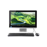 """AiO Acer Aspire ZC-700 Black FHD 19.5"""" iPentium N3700-(1.60-2.40GHz)/4Gb/500Gb/DVDRW/CR/iHD/Wi-Fi/BT/GLAN/Mouse+Keyboard Wireless"""