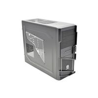 COMMANDER MS-I VN400A1W2N MiddleTower ATX, 1-cooler, Audio&2xUSB3.0, Transparent SidePanel, Black Thermaltake
